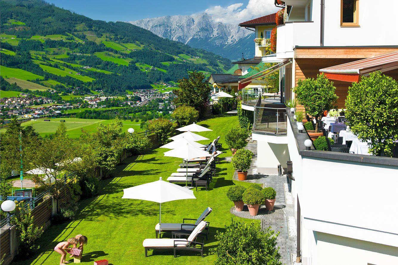 Hotel Zinnkrugl St Johann Alpendorf